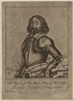John Paulet, 5th Marquess of Winchester, after Unknown artist - NPG D28169