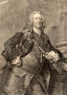 Thomas Smith, by John Faber Jr, after  Richard Wilson - NPG D9154