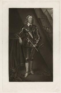 William Seymour, 2nd Duke of Somerset, after Robert Walker - NPG D28174