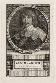 William Cavendish, 1st Duke of Newcastle-upon-Tyne, after Sir Anthony van Dyck - NPG D28178