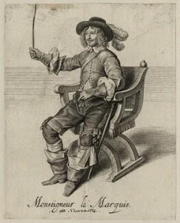 William Cavendish, 1st Duke of Newcastle-upon-Tyne, after Abraham Diepenbeeck - NPG D28183