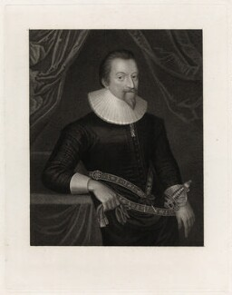 Henry Somerset, 1st Marquess of Worcester, after Unknown artist - NPG D28191
