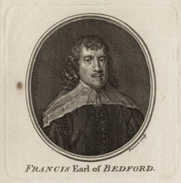 Francis Russell, 4th Earl of Bedford, by Guillaume Philippe Benoist - NPG D28197