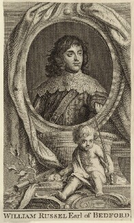 William Russell, 1st Duke of Bedford, after Unknown artist - NPG D28204