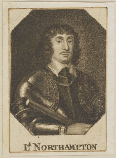 Spencer Compton, 2nd Earl of Northampton, after Unknown artist - NPG D28211
