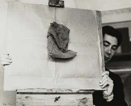 David Tindle, by Ida Kar, 1960s - NPG x131260 - © National Portrait Gallery, London