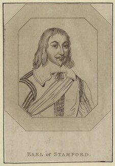 Henry Grey, 1st Earl of Stamford, after Unknown artist - NPG D28241