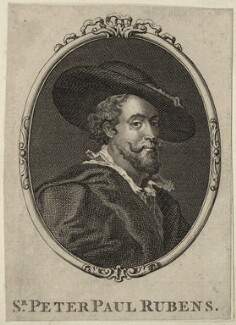 Sir Peter Paul Rubens, after Sir Peter Paul Rubens - NPG D28250