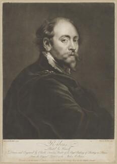 Sir Peter Paul Rubens, by Charles Townley, after  Sir Peter Paul Rubens - NPG D28254