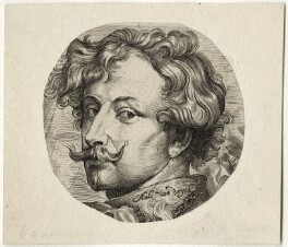 Sir Anthony van Dyck, after Sir Anthony van Dyck - NPG D28264