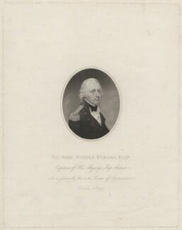 Richard Rundle Burgess, after John Smart - NPG D32406