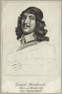 Gerrit van Honthorst, after Gerrit van Honthorst - NPG D28274
