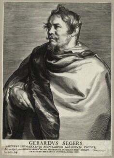 Gerard Seghers, by Paulus Pontius (Paulus Du Pont) - NPG D28276