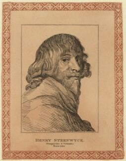 Hendrik van Steenwyck, after Sir Anthony van Dyck - NPG D28295
