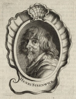 Hendrik van Steenwyck, after Sir Anthony van Dyck - NPG D28296