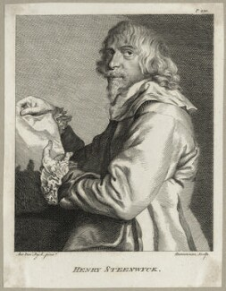 Hendrik van Steenwyck, by Alexander Bannerman, after  Sir Anthony van Dyck - NPG D28299