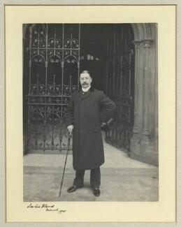 Sir Leslie Ward, by Benjamin Stone - NPG x45005