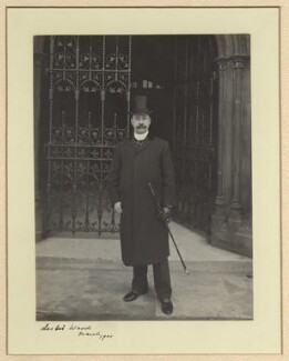 Sir Leslie Ward, by Benjamin Stone - NPG x45006