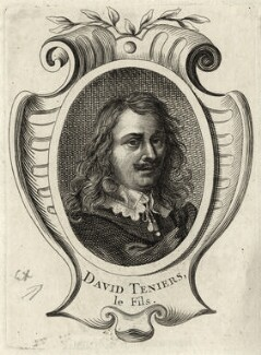David Teniers Jr, after David Teniers Jr - NPG D28311
