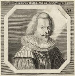 Jan Simonsz. Torrentius (called Van der Beeck), after Unknown artist - NPG D28319