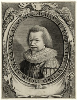 Jan Simonsz. Torrentius (called Van der Beeck), after Unknown artist - NPG D28321