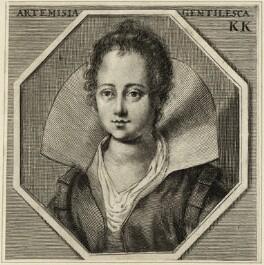 Artemisia Gentileschi, after Unknown artist - NPG D28331