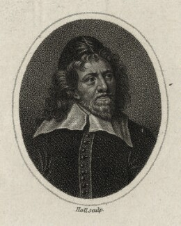 Inigo Jones, by William Holl Sr, or by  William Holl Jr, after  Sir Anthony van Dyck - NPG D28345
