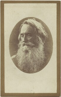 Sir Henry Taylor, by Julia Margaret Cameron - NPG x18078