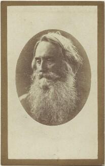 Sir Henry Taylor, by Julia Margaret Cameron, 1864 - NPG x18078 - © National Portrait Gallery, London