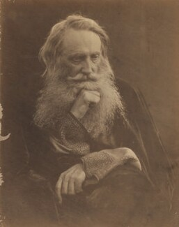 Sir Henry Taylor, by Julia Margaret Cameron, 1 June 1865 - NPG x18020 - © National Portrait Gallery, London