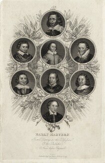 'Early Masters', by John William Cook, published by  John Major - NPG D28380