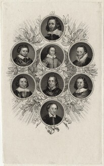 'Early Masters', by John William Cook - NPG D28381