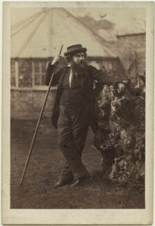 Albert Richard Smith, by Camille Silvy - NPG x15449