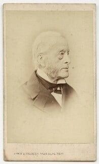 Sir (Jonathan) Frederick Pollock, 1st Bt, by John & Charles Watkins, circa 1867 - NPG x12755 - © National Portrait Gallery, London