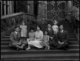 The Fitzalan-Howard family, by Bassano Ltd - NPG x152357