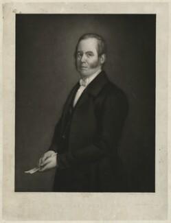 Jabez Burns, by Randall Dale, after  Robert James - NPG D32436