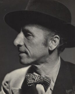 Sir (Bertram) Clough Williams-Ellis, by Howard Coster, 1936 - NPG x2392 - © National Portrait Gallery, London