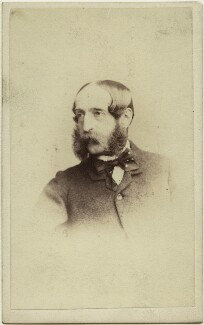 George John Whyte-Melville, by Thomas Rodger - NPG x27378