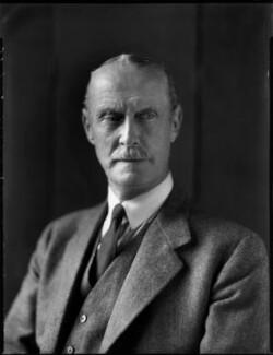 Sir Alexander John Godley, by Bassano Ltd - NPG x152377