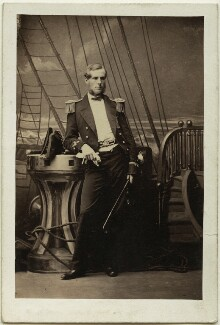 Lord Walter Talbot Kerr, by Camille Silvy - NPG Ax7448