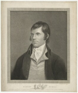 Robert Burns, by Paton Thomson, after  Alexander Nasmyth - NPG D32441