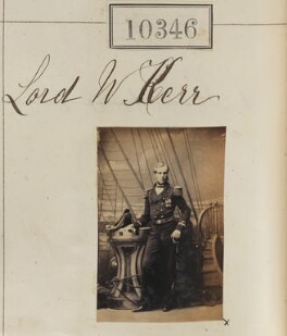 Lord Walter Talbot Kerr, by Camille Silvy - NPG Ax60060