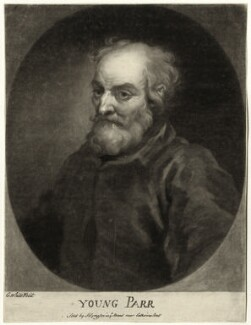 Thomas Parr, by George White - NPG D28494