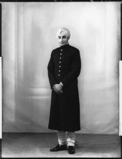 Maharaja Sir Pratap Singh Malvendra, Bahadur of Nabha, by Bassano Ltd - NPG x96774