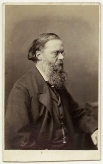 (James John) Garth Wilkinson, by Robert Faulkner, circa 1867 - NPG x76502 - © National Portrait Gallery, London