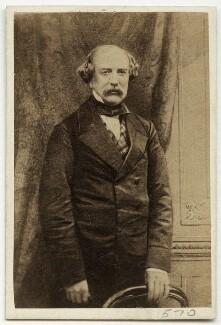 Sir William Fenwick Williams, 1st Bt, by Clarkington & Co (Charles Clarkington) - NPG x38988