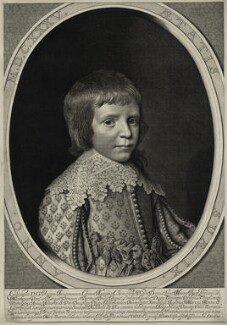 William II of Orange-Nassau, by Willem Jacobsz Delff - NPG D28549