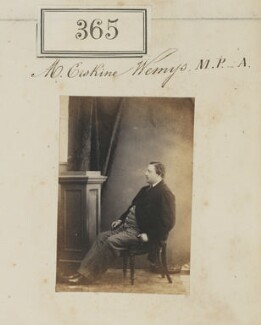 James Hay Erskine Wemyss, by Camille Silvy - NPG Ax50127