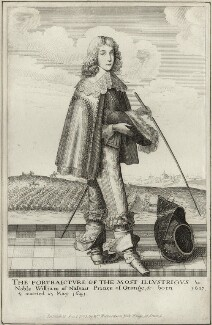 William II of Orange-Nassau, after William Richardson - NPG D28551