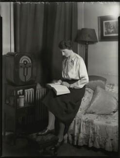 Florence Gertrude Horsbrugh, Baroness Horsbrugh, by Bassano Ltd - NPG x152430